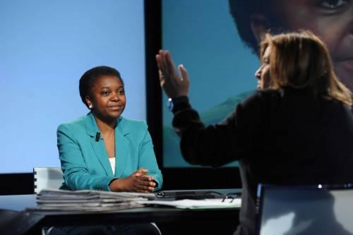 """Cecile Kyenge: """"Non ho mai parlato di ius soli 'puro'"""""""