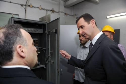 """""""Ma lo scontro militare non conviene ad Assad"""""""