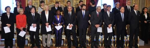 Mister Letta porta i ministri in ritiro