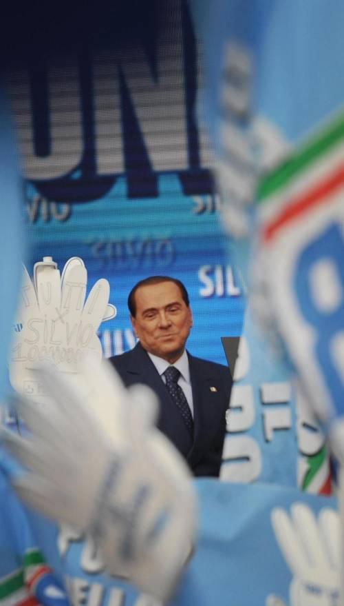 Berlusconi ora vede nero: così non si supera l'estate