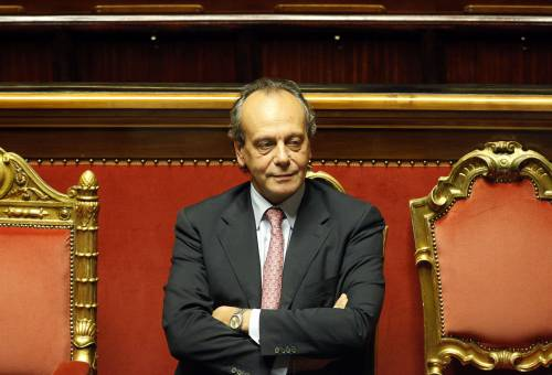 Nitto Palma eletto presidente della commissione giustizia al Senato