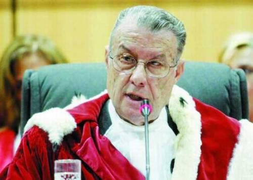 Giorgio Santacroce eletto presidente di Cassazione