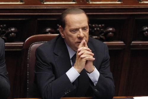 E Berlusconi sbotta: è l'attacco finale, vogliono eliminarmi