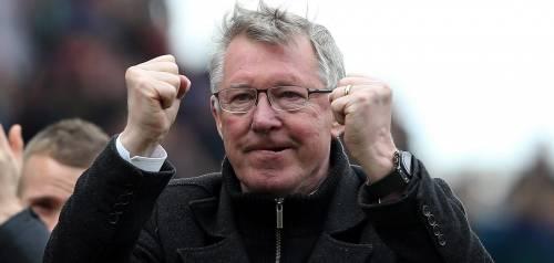 «Thank you Ferguson» Sir Alex lascia il calcio senza «asciugacapelli»