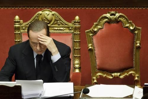 """Berlusconi: """"Non saremo noi a mettere in crisi il governo"""""""