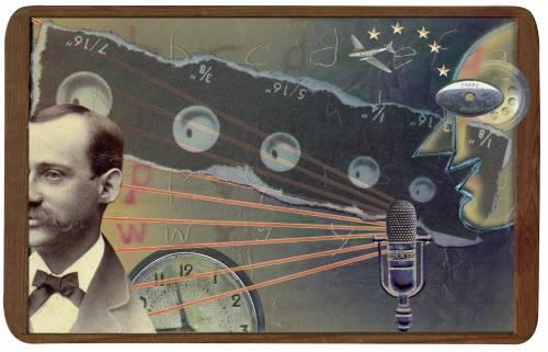 """""""La radio di Marconi ha messo in onda l'anarchia del web"""""""