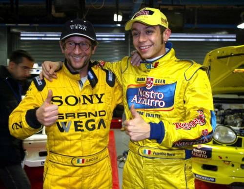 """Il papà di Valentino Rossi: """"Tempo un paio di gare e sarà il solito Valentino"""""""