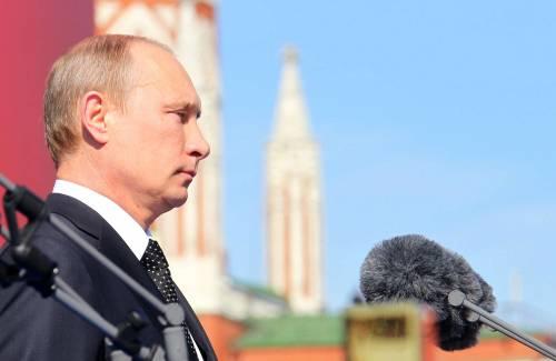 Su Zar Putin l'ombra della recessione