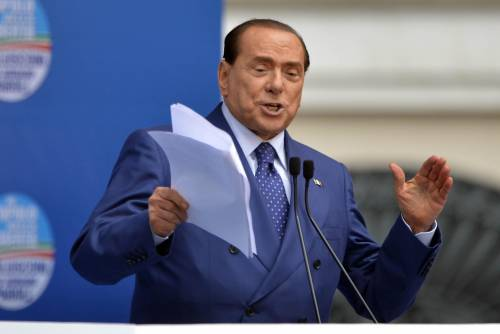 """Berlusconi: """"Mai detto di essere come Tortora"""""""