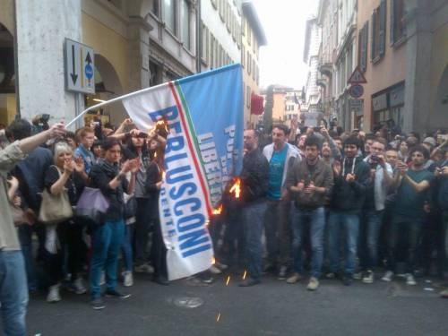 Brescia, aggressione squadrista al Pdl: perché Vendola e Boldrini tacciono?