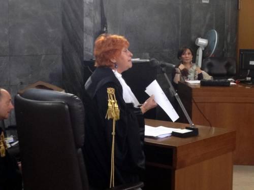 Al tribunale di Milano fa irruzione la violenza: proiettili alla Boccassini