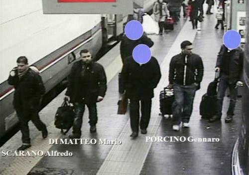 Da Napoli a Milano per rubare In manette la banda dei Rolex