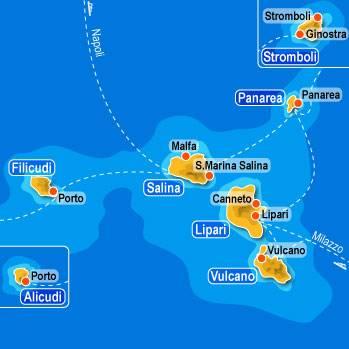 Allarme su aereo in mare alle Eolie: ricerche in corso tra Lipari e Tropea