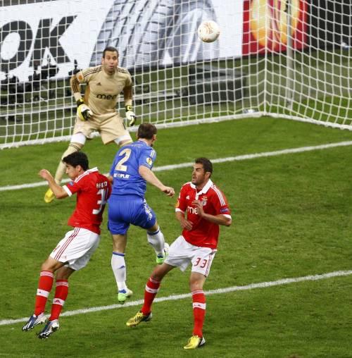 Chelsea sempre re di coppe Benfica, maledizione continua