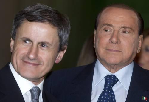 """Berlusconi: """"Il governo può durare"""""""