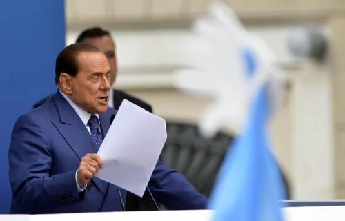 """Sospensione Imu, Berlusconi: """"È il nostro primo successo"""""""