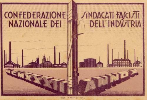 L'inconfessabile continuità tra sindacato fascista e Cgil