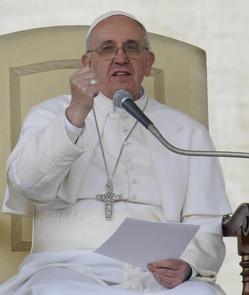 """Il Papa: """"Disinformazione, diffamazione e calunnia sono peccato"""""""