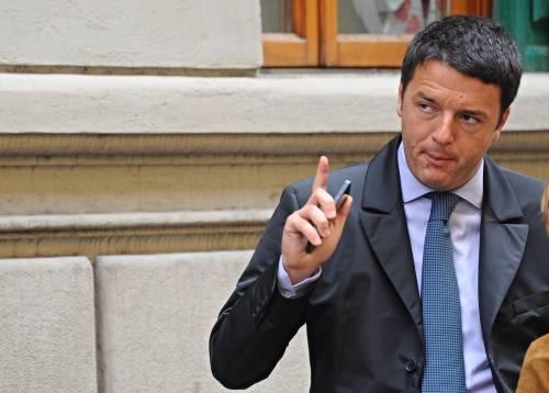 """Renzi si è dimesso da rottamatore: """"Ricostruirò l'Italia"""""""