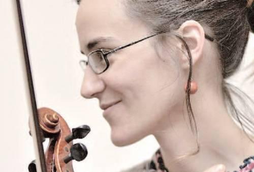 """Un violino che vola come una """"Rondine"""""""