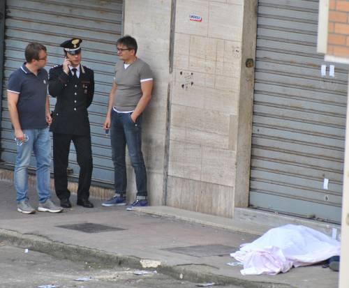 Bari, agguato in pieno giorno: tre morti, uno è figlio del boss
