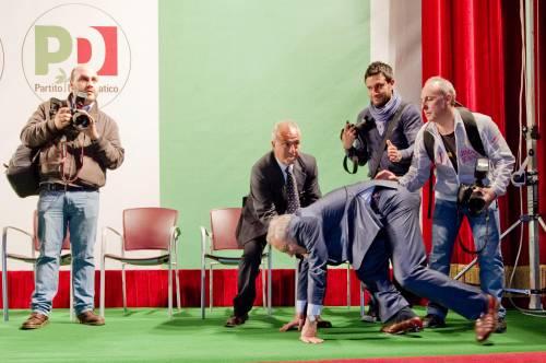 """Epifani: """"Berlusconi ineleggibile diventerebbe come Grillo"""""""