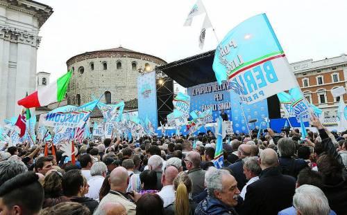 Al voto 95 Comuni. La sfida di Brescia