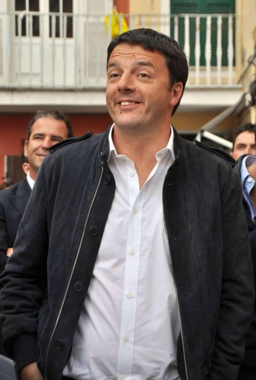 """Renzi apre a Grillo: """"Facciamo insieme le riforme"""""""