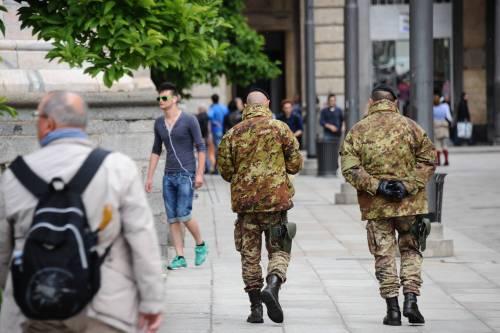 I rinforzi schierati nelle periferie: 140 uomini per i reparti operativi