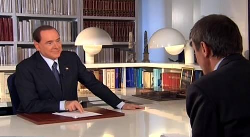 La controffensiva di Berlusconi «Parte del Pd vuol farmi fuori»