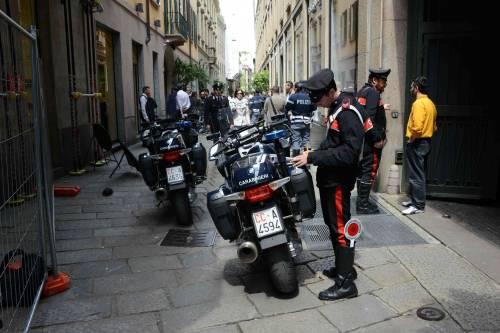 Terrore nelle strade del lusso «Urla e bombe, come un film»