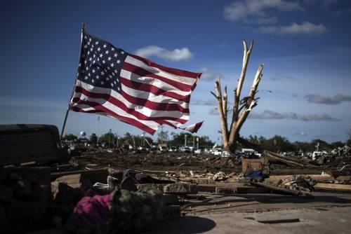 Oklahoma, 24 vittime accertate. Si pensa alla ricostruzione