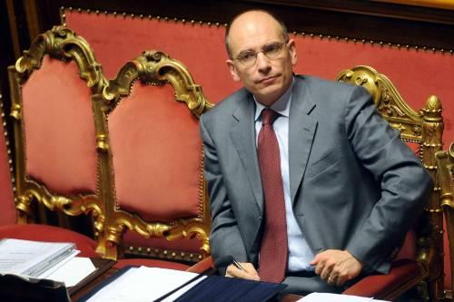 """Letta: """"In Cdm accordo per abolire il finanziamento pubblico ai partiti"""""""