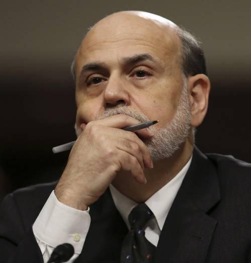 Bernanke stamperà altri dollari
