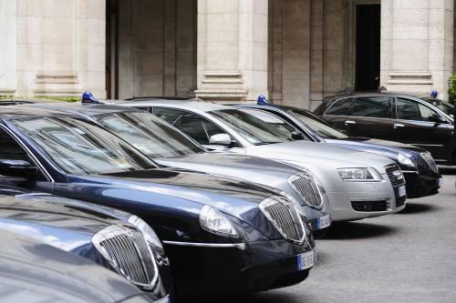 Spendiamo altri 133 milioni per le auto della P.A.