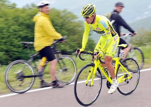 Giro d'Italia, Danilo Di Luca trovato di nuovo positivo al doping