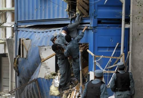 Attentato a Kabul, ferita funzionaria italiana