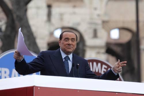 """Il Cav: """"Un decreto choc per rilanciare l'economia"""""""