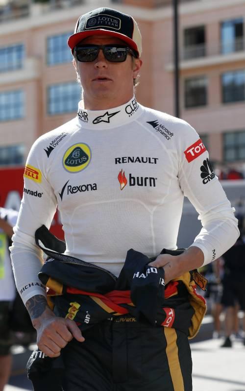 Ferrari, è ufficiale: torna Kimi Raikkonen