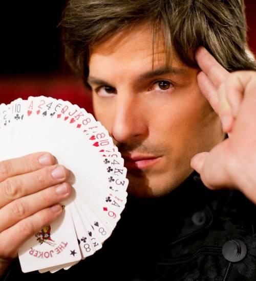 Lo show di Casanova, il nuovo HoudiniTeatro Nazionale