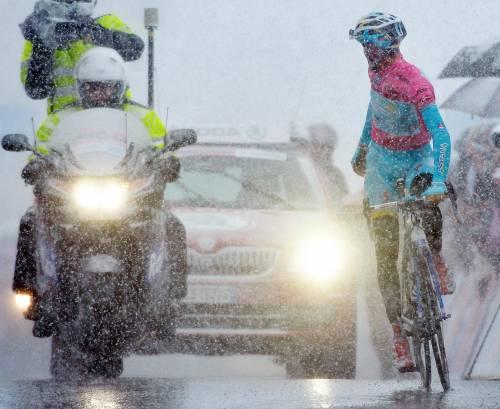 Nibali, l'invincibile yeti  salva l'epica della corsa