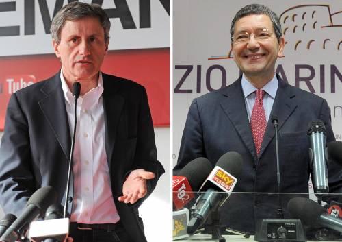 Elezioni amministrative, tonfo a Cinque Stelle. A Roma verso il ballottaggio