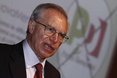 Il segretario del Partito Democratico, Guglielmo Epifani