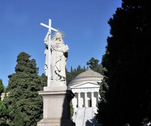 Toscana, pubblicità al cimitero: multata una ditta di arredi funebri