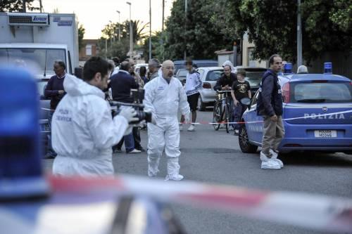 Roma di sangue, due esecuzioni in strada