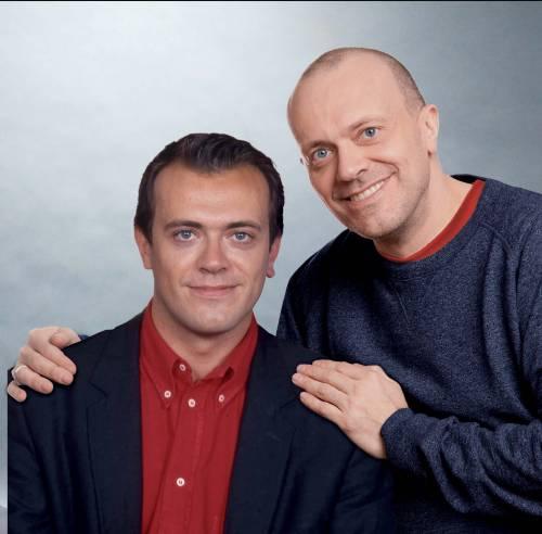 """Max Pezzali: """"Ho iniziato a cantare per caso. Ora duetto con Eros e Baglioni"""""""