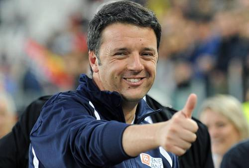 Renzi trama contro il governo Il Pd si spacca ma salva Letta