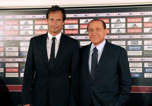 Allegri-Berlusconi, solo un rinvio tecnico. La Roma si rassegna