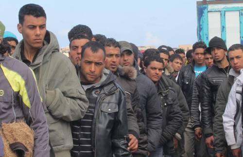La solidarietà dei tedeschi: sì ai profughi, ma solo in Italia