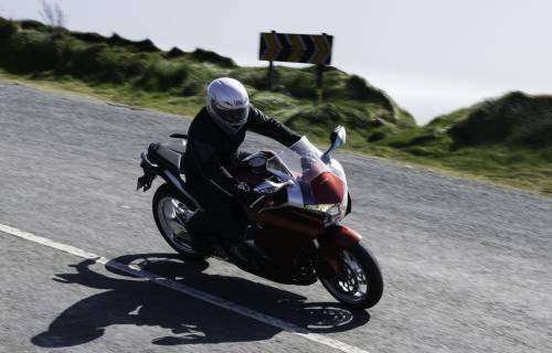 Honda DCT in moto, senza frizione